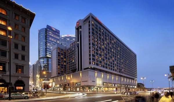 香港尖沙咀华丽酒店
