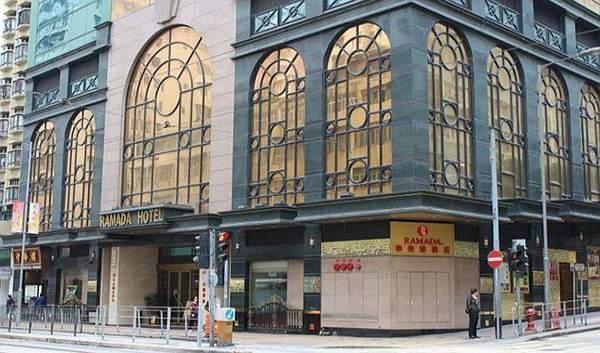 香港华大盛品酒店
