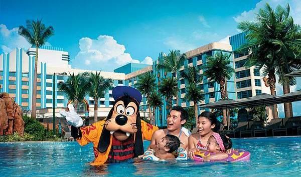 香港迪士尼好莱坞酒店