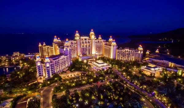 【超级秒杀 长隆门票+酒店】珠海长隆横琴湾酒店自由行套票