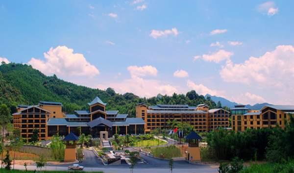 【清明假期出发特价】惠州龙门地派温泉度假酒店/自由行套票