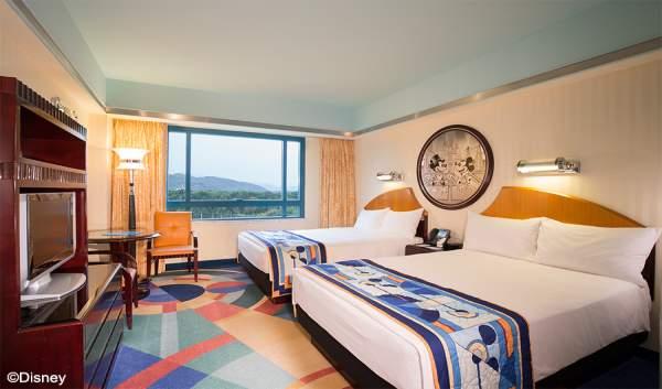 香港迪士尼好莱坞酒店【DS】