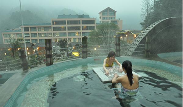 湖南郴州莽山森林温泉酒店/自由行套票
